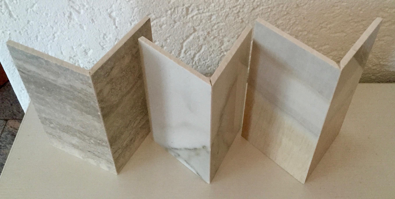 fliesen brossart jolly kanten verklebter gehrungsschnitt. Black Bedroom Furniture Sets. Home Design Ideas